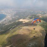 Gleitschirmfliegen in Albanien